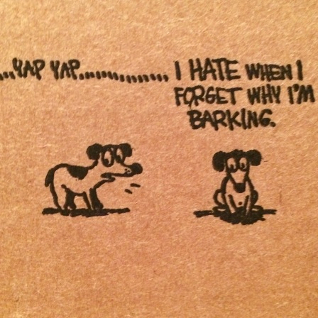barkbox cartoon