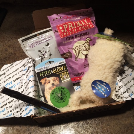 barkbox opened