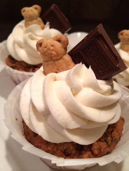 smore cupcake 2